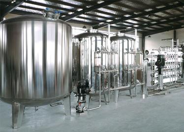陵水黎族自治县水处理设备