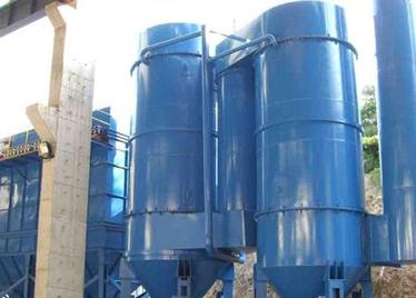 多管脱硫脱硝除尘器