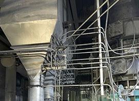 铁合金冶炼电炉